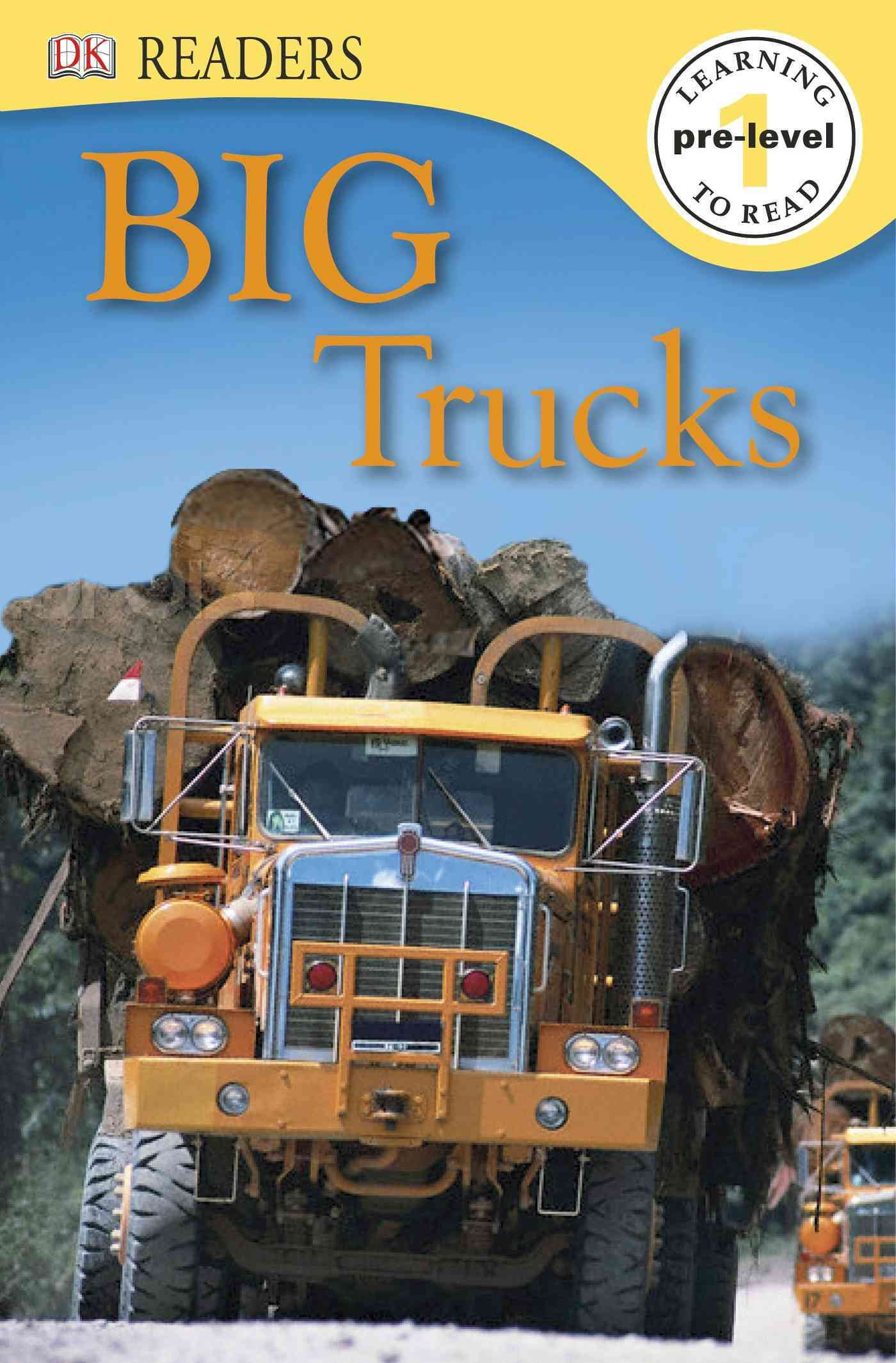 Big Trucks By Lock, Deborah